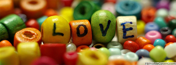 Love Beads Facebook Timeline Cover