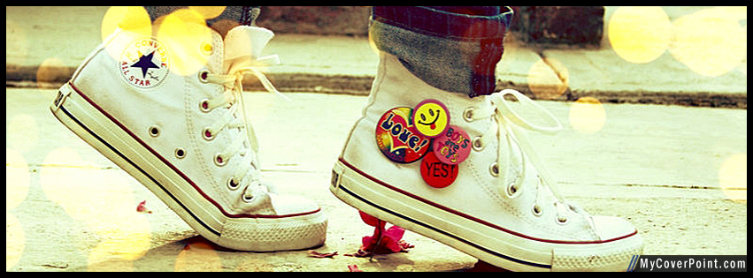 All Star Canvas Shoes Facebook Covers