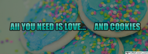 All You Need Is Love & Cookies