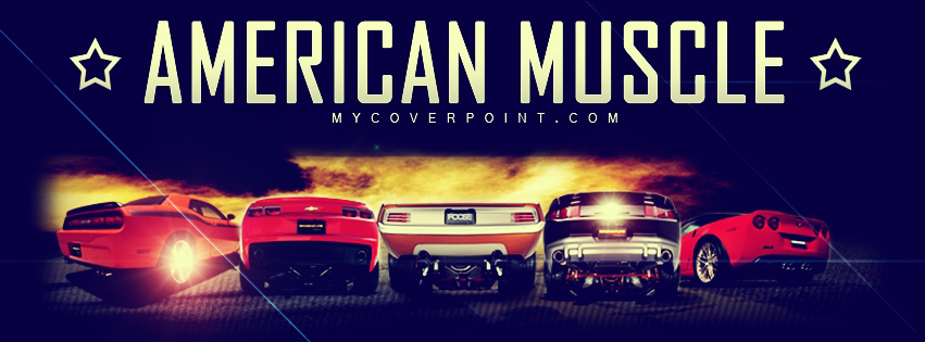American Muscle Facebook Timeline Cover