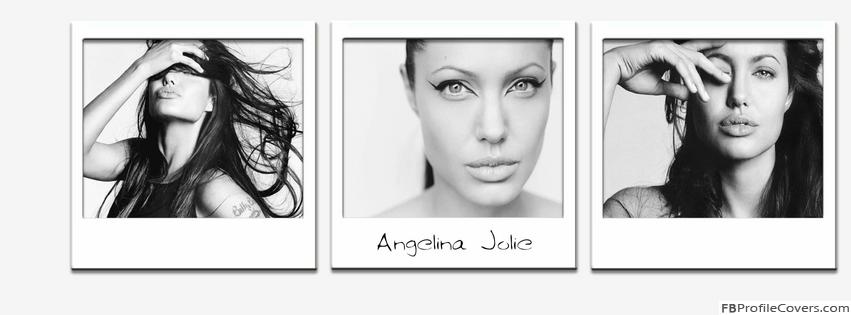 Angelina Jolie Facebook Timeline Cover