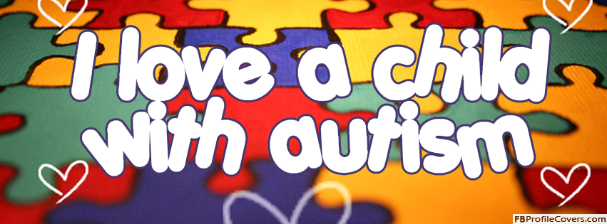 Autism Awareness Facebook Timeline Cover Photo