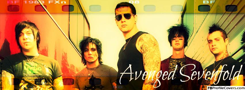 Avenged Sevenfold Facebook Timeline Cover Image