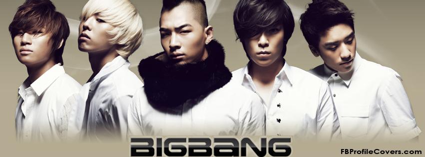 Bigbang FacebookTimeline Cover