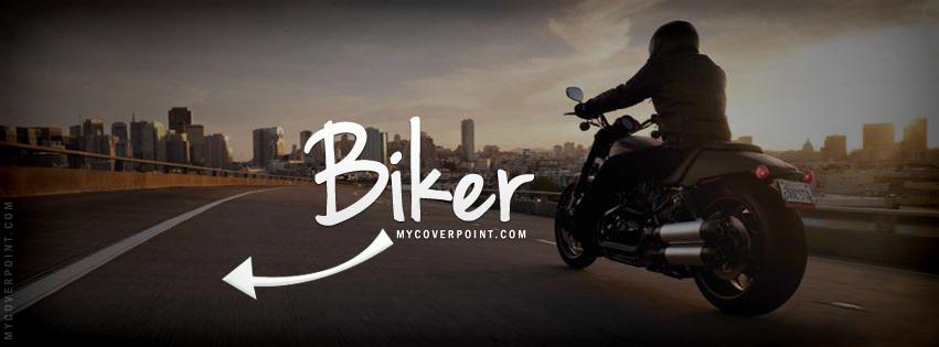 Biker Facebook Timeline Cover