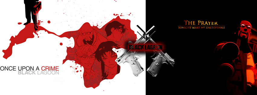 Black Lagoon Facebook Timeline Cover