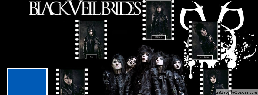 Black Veil Brides Facebook Timeline Cover