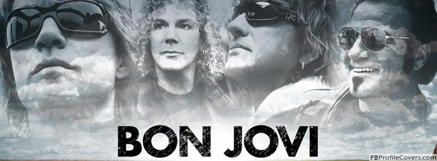 Bon Jovi Facebook Timeline Profile Cover Image