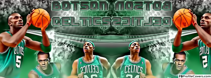 Boston Celtics Facebook Cover