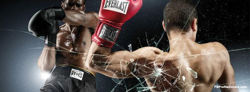 Boxing Facebook Cover