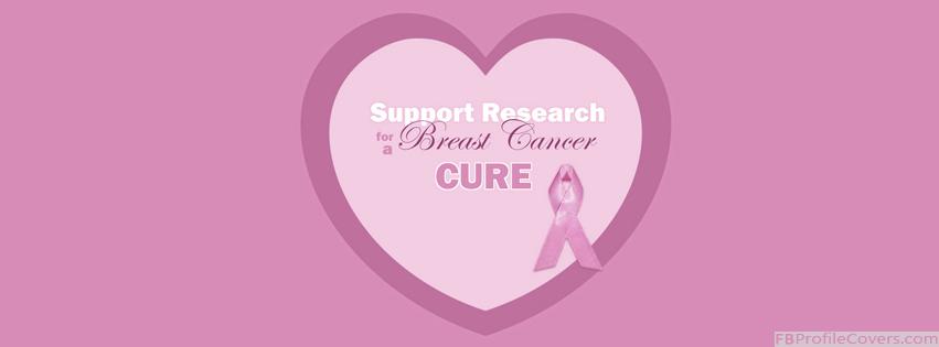 Breast Cancer Awareness Facebook Timeline Cover