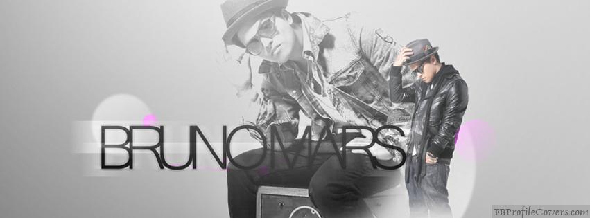 Bruno Mars Facebook Timeline Cover