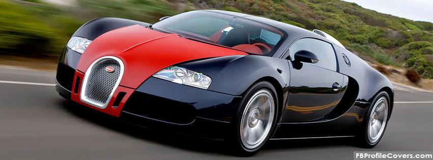 Bugatti Veyron Facebook Timeline Cover