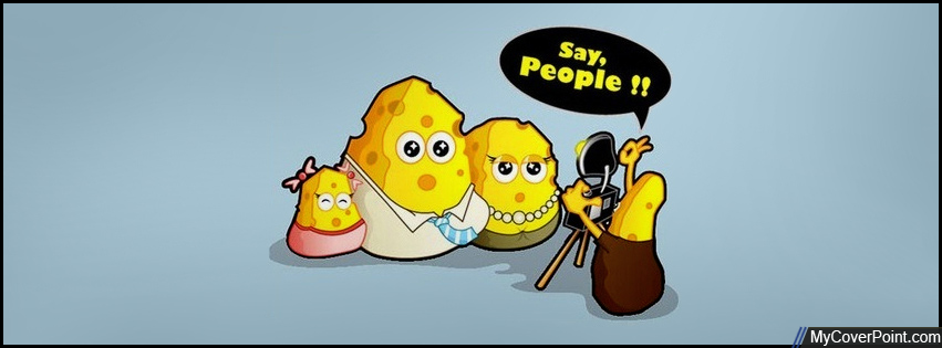 Cheese Say People Facebook Cover