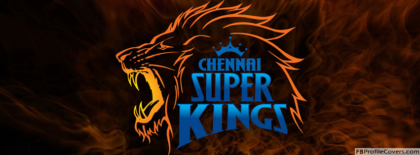 chennai super kings facebook timeline cover
