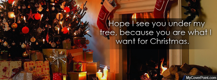 Christmas Wish Facebook Timeline Cover