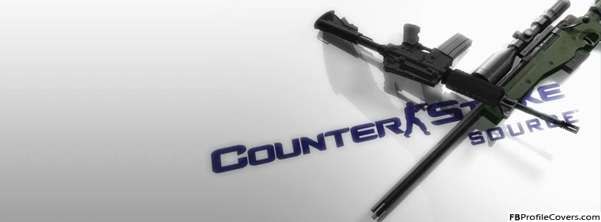 Counter Strike Facebook Timeline Profile Cover
