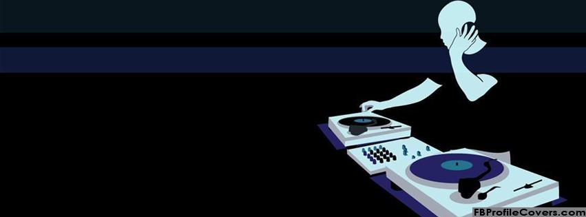 DJ Facebook Timeline Cover