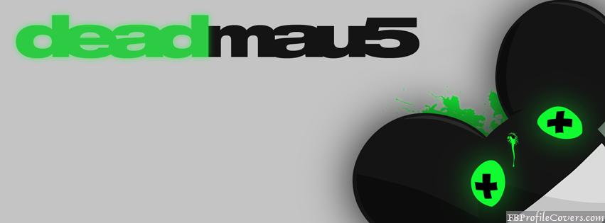 Deadmau5 Facebook Timeline Cover
