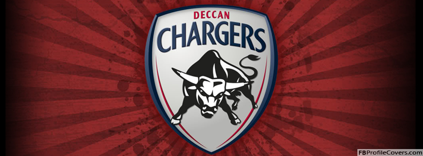 Deccan Chargers Facebook Timeline Cover