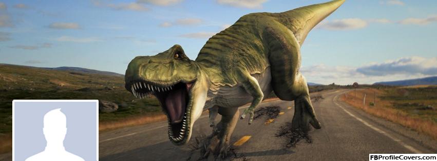 Dinosaur Facebook Timeline Cover