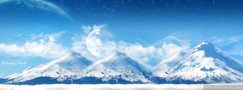 Dream World Facebook Timeline Cover