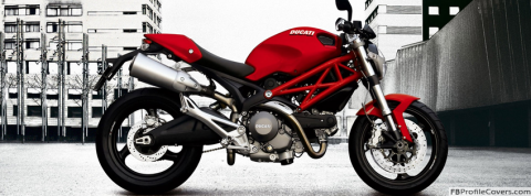 Ducati Monster Bike