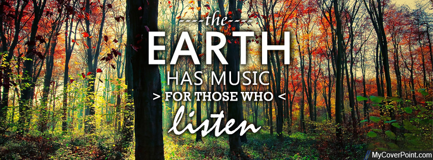 Earth Has Music Facebook Timeline Cover