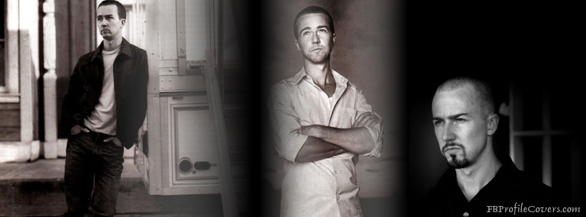 Edward Norton Facebook Timeline Cover