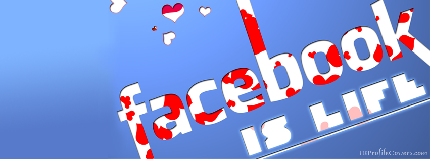 Facebook Is Life Timeline Cover