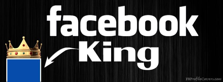 Facebook King Timeline Cover Pic