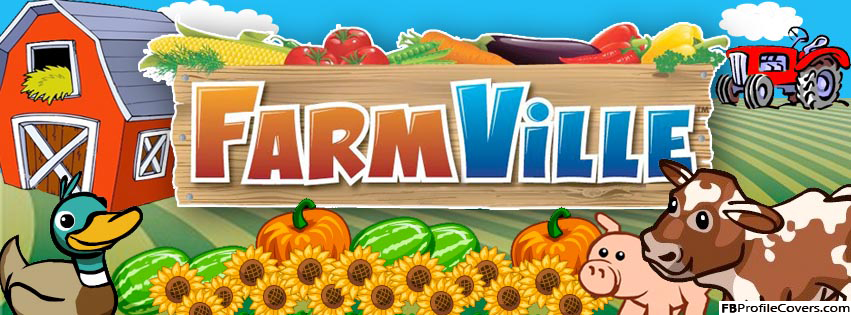 Farmville FB Timeline Cover Image