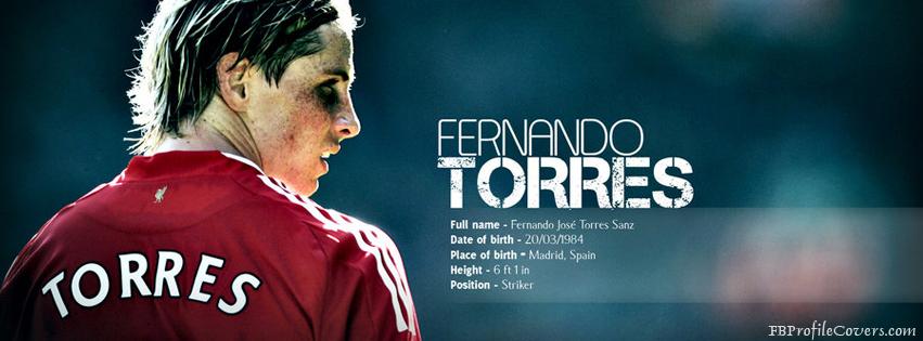 Fernando Torres Facebook Timeline Cover