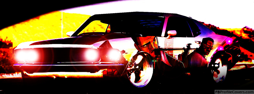 Ford Mustang Boss Facebook Timeline Profile Cover Banner Photo