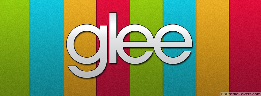 Glee Facebook Timeline Profile Covers Images