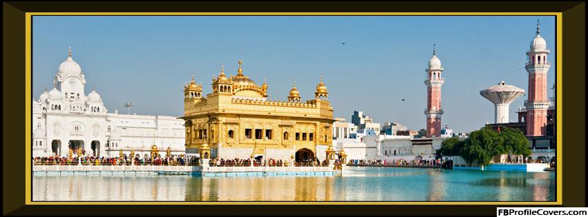 Golden Temple Facebook Timeline Cover