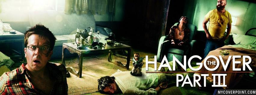 Hangover 3 Facebook Cover