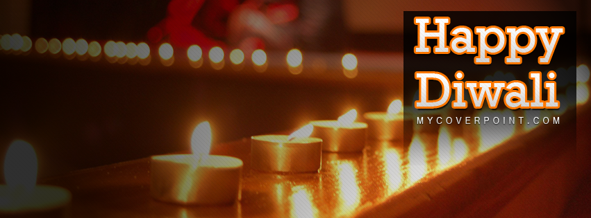 Happy Diwali Timeline Cover For FB