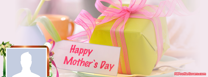 Happy Mother's Day Creative Facebook Timeline Cover