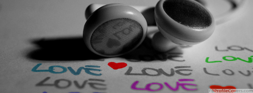 Hear And Speak Love FB Cover