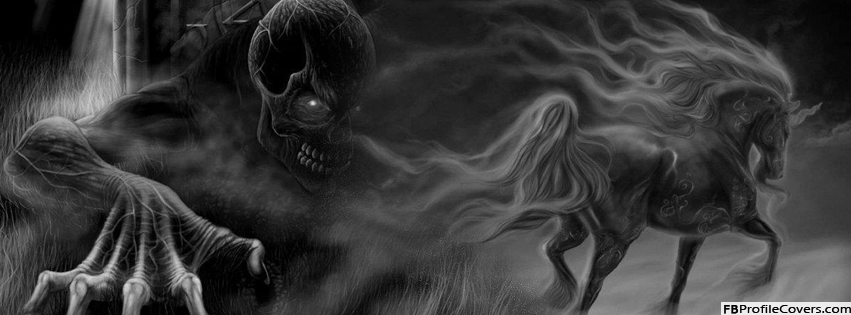 Horror Facebook Timeline Cover Image