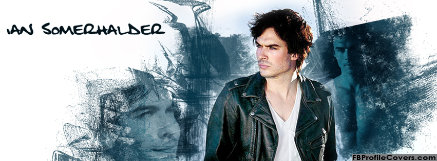 Ian Somerhalder Facebook Timeline Cover