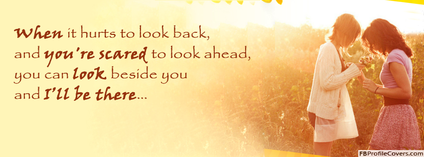 I'll Be There Facebook Timeline Cover Photo