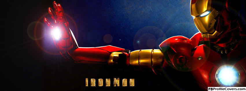 Ironman Facebook Timeline Cover Image
