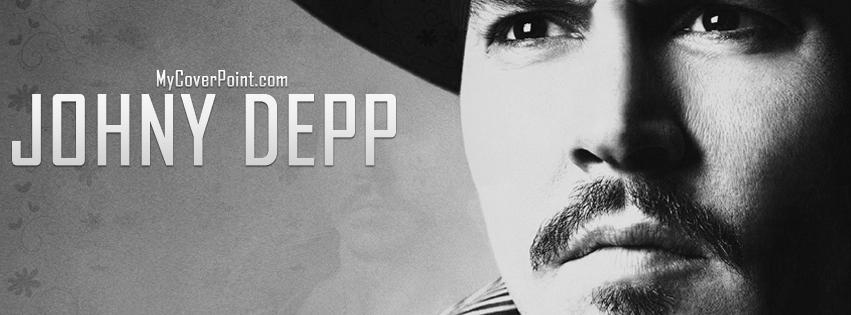 Johny Depp Facebook Timeline Cover