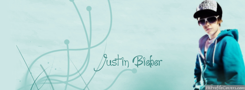 Justin Bieber FB Cover Image