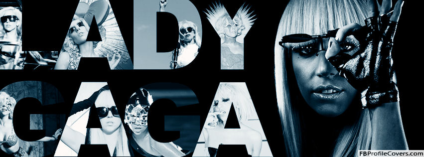Lady Gaga Timeline Cover Image For FB