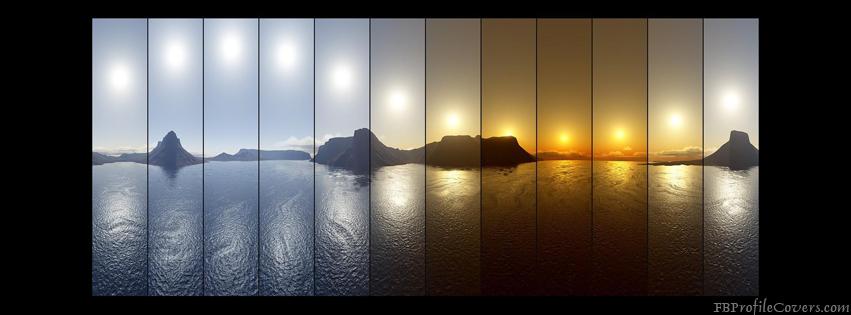 Landscape Bars Facebook Timeline Cover
