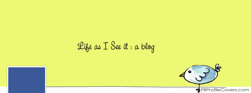 Life Is A Blog Facebook Timeline Cover