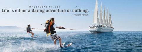 Life Is Adventure